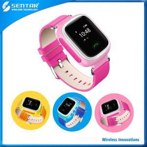 China 2016 New Design Smart Watch with Two-way Phone call, voice record, and one-way SMS for kids on sale