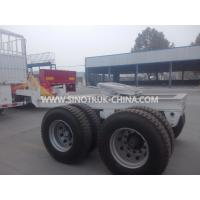 Flexible 2 Alxes Truck Dolly Trailer For Connect Two Units Semi Trailer