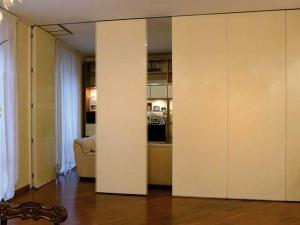 China Lightweight Folding Movable Partition Walls Commercial Office Furniture on sale