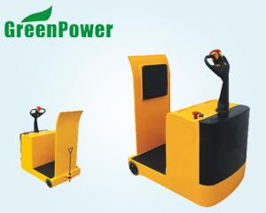 China Electric Towing Tractor on sale