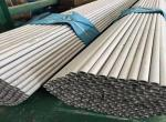 904l S31803 Stainless Steel Seamless Pipe , Stainless Steel Round Tube Sch10