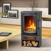 China Freestanding Electric Stove​ patented LED flame ND-183 China manufacturer fireplace heater best sales on sale
