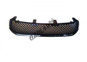 China Black Chrome Front Grille For Toyota Hilux Revo 2015 2016 OEM / ODM on sale