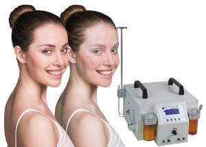 China Crystal Medical Microdermabrasion Machine For Facial Diamond Microdermabrasion on sale