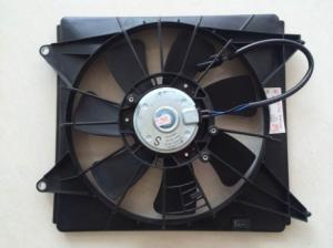 China High Performance Car Air Conditioner Fan , Radiator Cooling Fans For Cars on sale