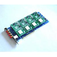 4 gsm Channels GOIP4  asterisk card for voip gateway with PCI interface