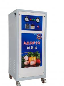 China High Purity Mobile Nitrogen Gas Generator Carbon Steel PSA N2 Generator on sale
