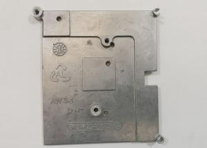 China 1 Cavity High Pressure Aluminum Die Casting Process For Machine Parts on sale