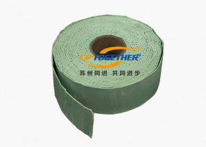 China Visco Elastic Seam Sealing Tape , Green Color Anti Corrosion Tape NTD Series on sale