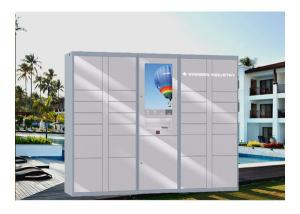 China Winnsen Intelligent Parcel Delivery Lockers For E - Commerce / Online Purchase on sale