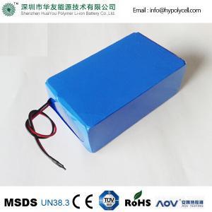 China Lifepo4 Battery 12v Lifepo4BatteryPacksFor Solar Security System on sale