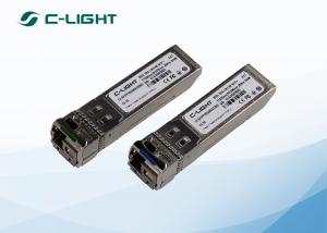 China SFP-10G-BX-U 10G cisco compatible sfp modules 10GBASE-LR LW Fibre Channel on sale