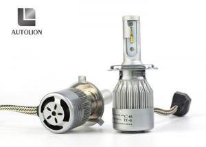 China H4 C6F  Led Car Headlight Bulbs 6000K For Honda Nissan Car Led Headlamp on sale