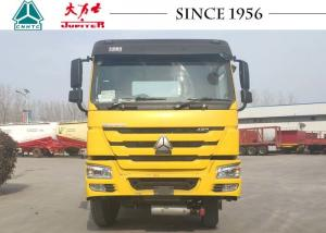 China 6X4 Drive 420 HP HOWO Tractor Truck , Tractor Head Truck For Africa Market on sale