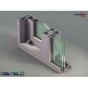 Quality 熱壊れ目の放出アルミニウムは製造所によって終えられる表面の側面図を描きます for sale