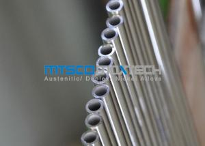 China ASTM A269 TP304L Cold Drawn Seamless Tube 10 x 1.5 mm For Fuild And Gas Industry on sale