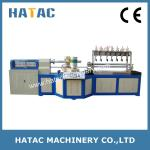 High Speed Paper Tube Cutting Machinery,Paper Straw Making Machine