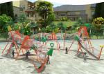 Kaiqi outdoor playground  climbing structure apply to  park/ Square/theme spot