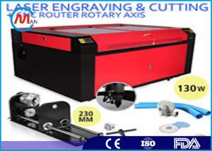 China CE ISO Standard Wood Laser Engraving Machine 1390 100W DSP Control System on sale