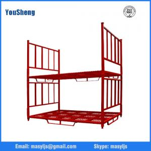 China warehouse stacking rack/Stackable pallet racking & shelving on sale