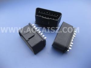 China obd2 male plug AOT-110 on sale