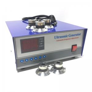 China Driving Power Digital Ultrasonic Generator 40khz/50khz/54khz/60khz Long Lifespan on sale