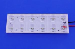 China 12W Cree SMD LED PCB Board , LED light PCB For Replacement Street Light on sale