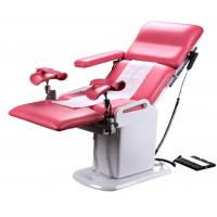 Electrical Obstetric Delivery Table / Gynecological Examination Table With Foot Control