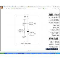3.0A Schottky Barrier Rectifier 1N5820-1N5822