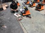 2800W Anti Rust Small Table Plate Edge Beveling Machine , Plate Beveler