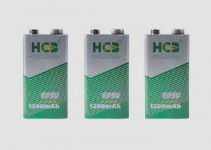 China Custom CP9V Lithium Primary Battery Consisting Of 3 Li MnO2 Cell on sale