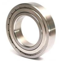 Sealed Chrome Steel 6202 Zz 2rs Deep Groove Ball Bearings For Fan / Motor