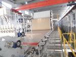 La máquina de papel de Kraft, línea de productos del papel de Kraft, acepta el arreglo para requisitos particulares