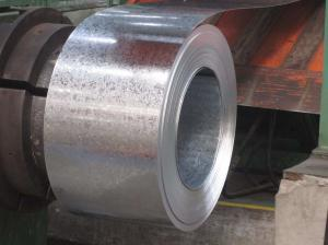 China EN10147 Zero Spangle Hot Dipped Galvanized Steel Strip with Passivated and Oiled on sale