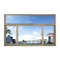 Construction 6063 T5 Aluminium Window Profiles With Powder Coating