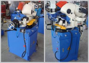 China Easy Operation Pneumatic Pipe Cutting Machine Semi Automatic High Control Accuracy on sale