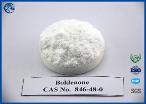 China Fitness Boldenona Muscle Pharma Raw Material Equipoise White Powder on sale