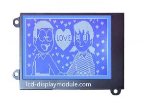 China Resolution 128 x 64 Graphic LCD Module Transimissive Negative For Smart Watch on sale