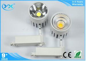 China CRI80 Ceiling Led Tracklight 40w 80 Lm / W Warm White 2800-3200k on sale