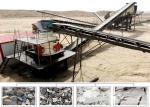 Automative Cone Crusher Machine 160Kw Fine Cavity Hydraulic Operation