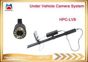 China Under vehicle inspection camera for security checking completely portable type on sale