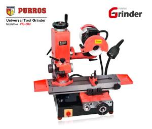 PURROS PG-600 Universal Tool Grinder | universal tool and cutter