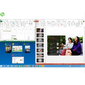 Quality MS Office Windows OEM Software 64 Bit / 32 Bit Operating System , Win 10 Pro Retail for sale