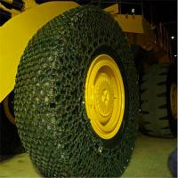 Tyre protection chains for CLARK 175B Wheel Loader
