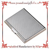 China Stainless Steel Credit Card Case on sale