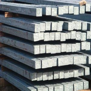 China Steel Billets/Square Bar Q195, Q235,3SP,5SP 20MnSi on sale