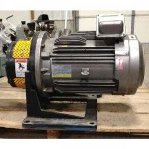 China Mitsubishi 3PH Induction motor SF-HRVCA Yuken Vane pump PV2R1-12-F-RAR-41 #4855 yuken vane pump on sale