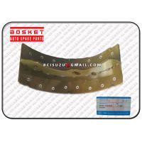 Iron Front Brake Shoe Isuzu Brake Parts ELF 700P 4HK1 5878320470 5-87832047-0