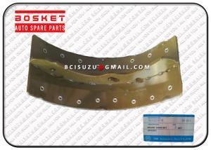 China Iron Front Brake Shoe Isuzu Brake Parts ELF 700P 4HK1 5878320470 5-87832047-0 on sale