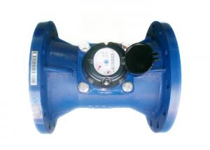 China Industrial Vane Wheel Water Flow Meter , Digital Woltman Water Meter LXXG-200 on sale
